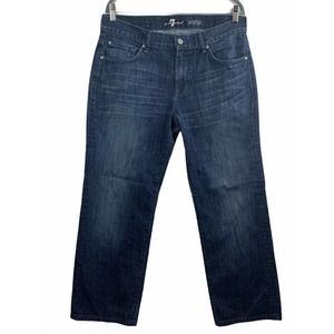 7 For All Mankind Austyn Jeans Size 33 Length 27.5